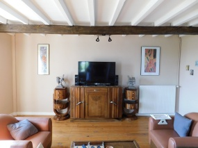 Living Room, Back